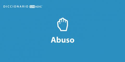Simbolo Abuso