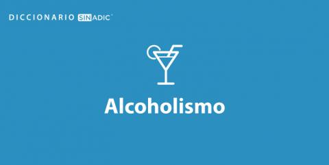 Simbolo Alcoholismo