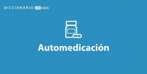 Simbolo Automedicacion
