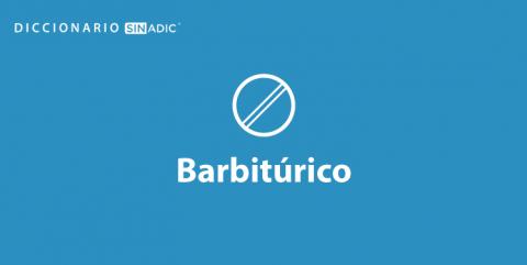 Simbolo Barbitúrico