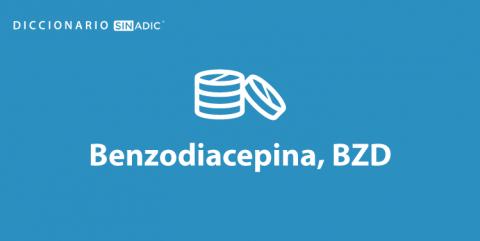 Simbolo Benzodiacepina