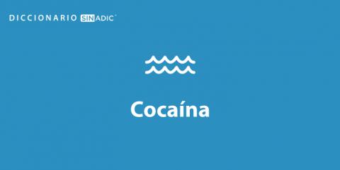 Simbolo Cocaina