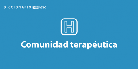 Simbolo Comunidad Terapéutica