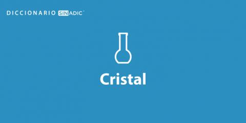 Simbolo Cristal