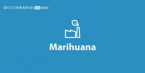 Simbolo Marihuana