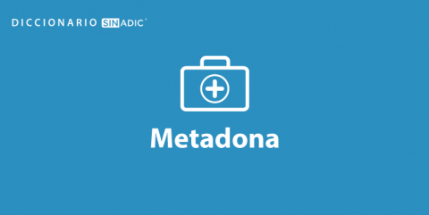 Simbolo Metadona