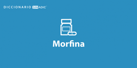 Simbolo Morfina
