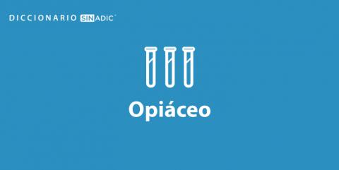 Simbolo Opiáceo
