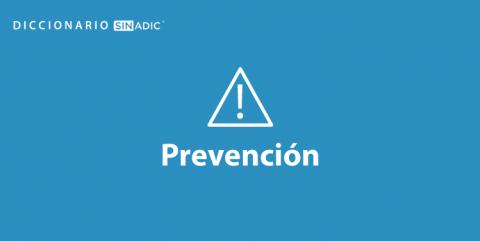Simbolo Prevención