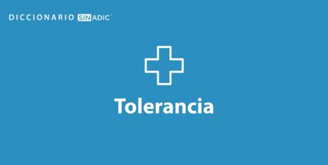 Simbolo Tolerancia